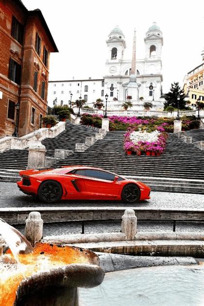 2011 Lamborghini Aventador LP700-4 59