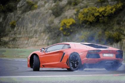 2011 Lamborghini Aventador LP700-4 76