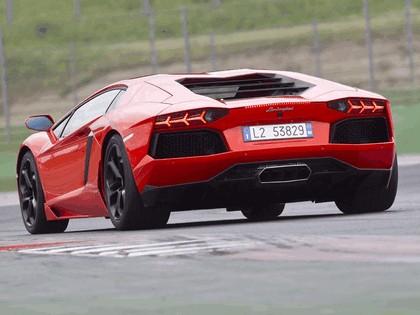 2011 Lamborghini Aventador LP700-4 78