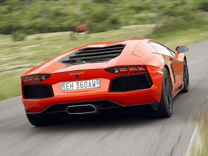 2011 Lamborghini Aventador LP700-4 79
