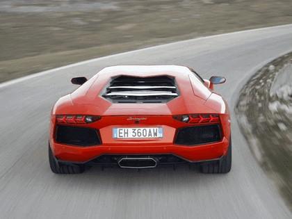 2011 Lamborghini Aventador LP700-4 81