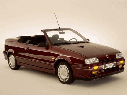 1991 Renault 19 16V cabriolet 1