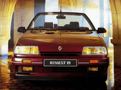 1991 Renault 19 16V cabriolet 2