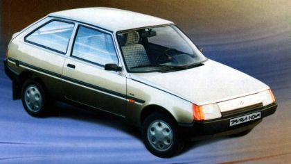 1998 Zaz 1102 16 Tavria Nova 8