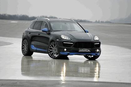 2011 SpeedART Titan Evo XL 600 ( based on Porsche Cayenne 958 turbo ) 2