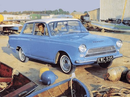 1962 Ford Cortina 2-door saloon 1