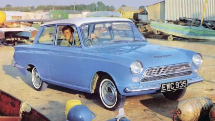 1962 Ford Cortina 2-door saloon 9