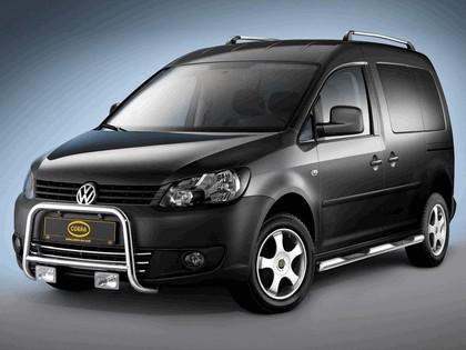 2011 Volkswagen Caddy by Cobra Technologies 2