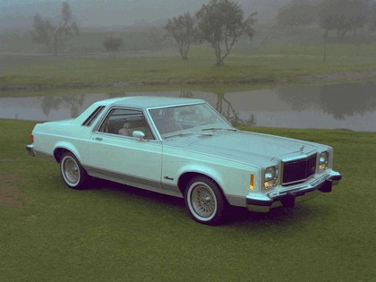 1977 Mercury Monarch 1