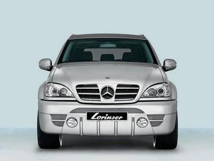 2001 Mercedes-Benz M-klasse by Lorinser 1