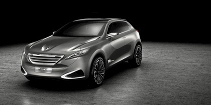 2011 Peugeot SXC concept 1