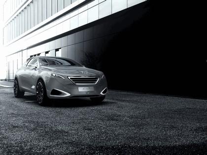 2011 Peugeot SXC concept 6