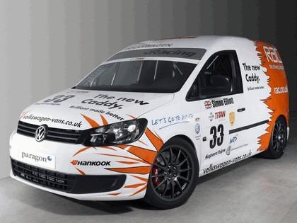 2011 Volkswagen Caddy Racer 1