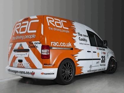 2011 Volkswagen Caddy Racer 2