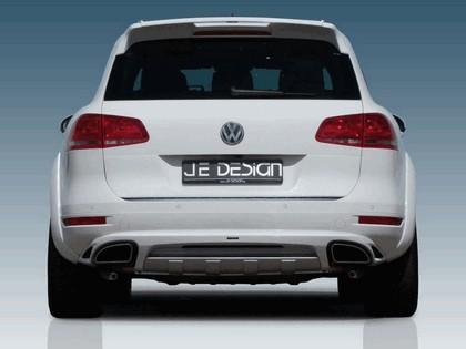 2011 Volkswagen Touareg Hybrid by JE Design 5