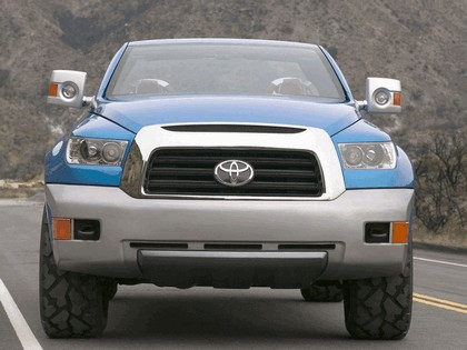 2005 Toyota FTX concept 14