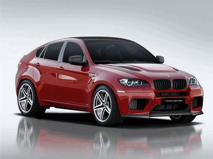 2011 BMW X6 M by Vornsteiner 1