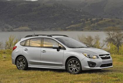 2011 Subaru Impreza 2.0i Sport Limited 1