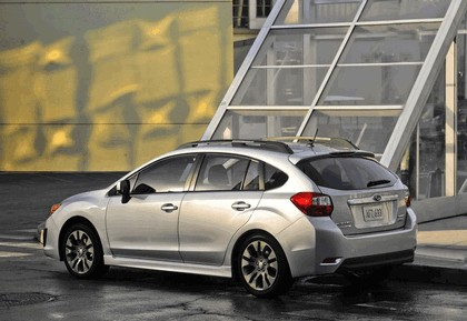 2011 Subaru Impreza 2.0i Sport Limited 2