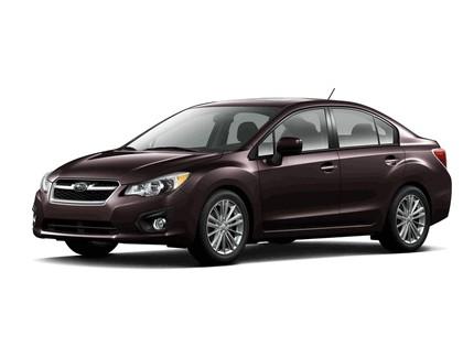 2011 Subaru Impreza 4-door Limited 1