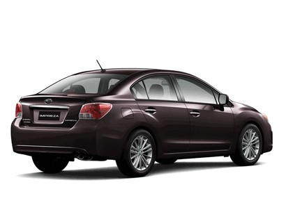 2011 Subaru Impreza 4-door Limited 2