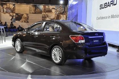2011 Subaru Impreza 4-door Limited 4