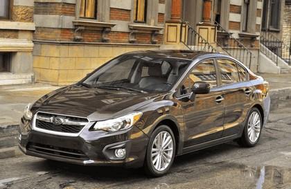 2011 Subaru Impreza 4-door Limited 5