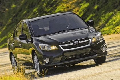 2011 Subaru Impreza 4-door Limited 6