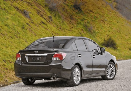 2011 Subaru Impreza 4-door Limited 7