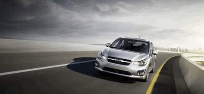 2011 Subaru Impreza 4-door Limited 8