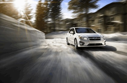 2011 Subaru Impreza 4-door Limited 9