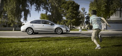 2011 Subaru Impreza 4-door Limited 11