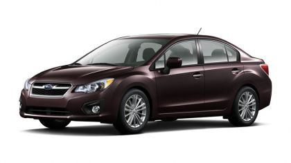 2011 Subaru Impreza 4-door Limited 6