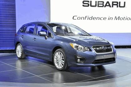 2011 Subaru Impreza 5-door Premium 1