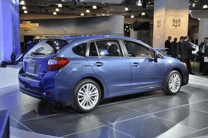 2011 Subaru Impreza 5-door Premium 2