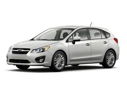 2011 Subaru Impreza 5-door Premium 4