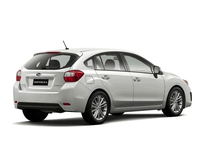 2011 Subaru Impreza 5-door Premium 5
