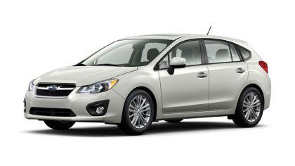 2011 Subaru Impreza 5-door Premium 9