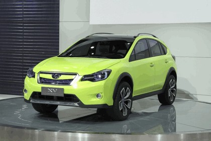 2011 Subaru XV concept 1