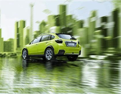 2011 Subaru XV concept 5