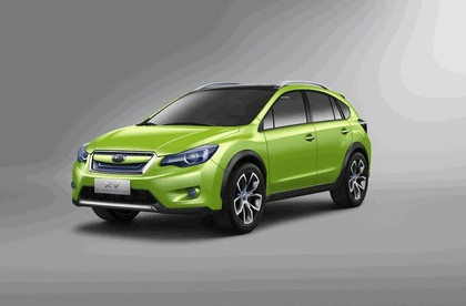 2011 Subaru XV concept 6