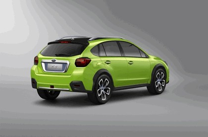 2011 Subaru XV concept 8