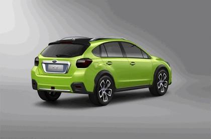 2011 Subaru XV concept 9