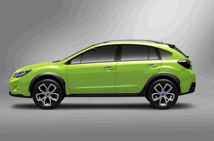 2011 Subaru XV concept 10