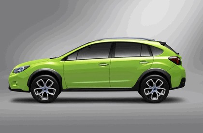 2011 Subaru XV concept 11
