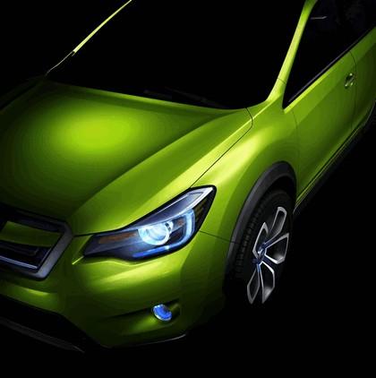 2011 Subaru XV concept 17