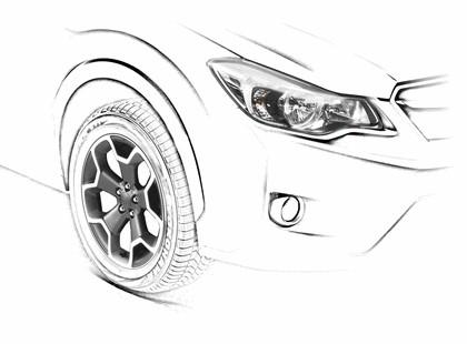 2011 Subaru XV concept 23