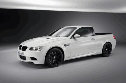 2011 BMW M3 ( E92 ) Pickup concept - april 1st 2011 2