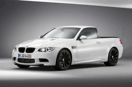 2011 BMW M3 ( E92 ) Pickup concept - april 1st 2011 3