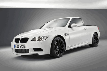 2011 BMW M3 ( E92 ) Pickup concept - april 1st 2011 4